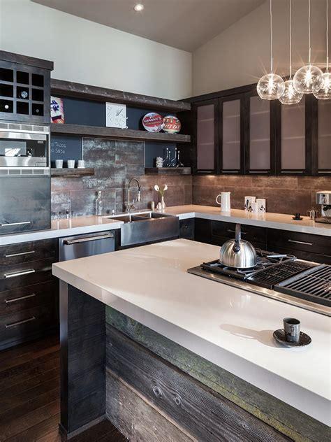 modern island kitchen photos hgtv