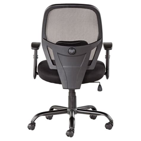 Tall Office Chairs Australia by Alera Alemx4517 Merix Black Mid Back Big Amp Tall Mesh
