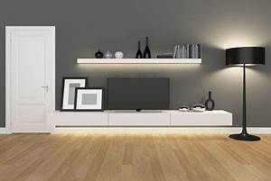 Tv 30 Cm : quelle profondeur pour un meuble tv cdiscount ~ Teatrodelosmanantiales.com Idées de Décoration
