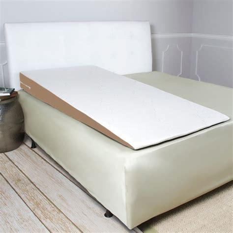 platform beds avana superslant length acid reflux bed wedge pillow