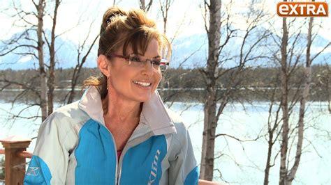 exclusive sarah palins views  hillary clinton donald