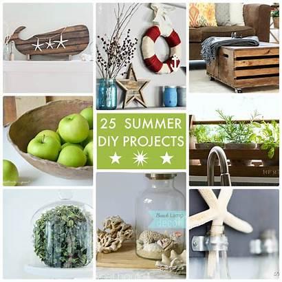 Diy Summer Projects Crafts Tatertotsandjello Inspired Fun