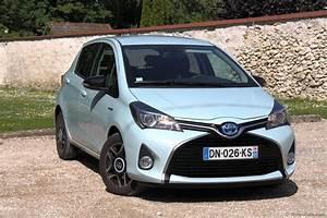 Toyota Yaris Hybride France : essai toyota yaris hybride la citadine made in france ~ Gottalentnigeria.com Avis de Voitures