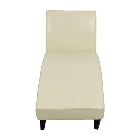 90 off wayfair wayfair white leather chaise sofas
