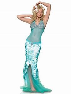 Deguisement De Sirene : costume glittery de sir ne deguisement ~ Preciouscoupons.com Idées de Décoration