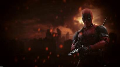 Marvel Deadpool Heroes Comics Wallpapers Desktop Backgrounds