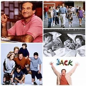 Robin ღ Jack - Robin Williams Fan Art (30662944) - Fanpop