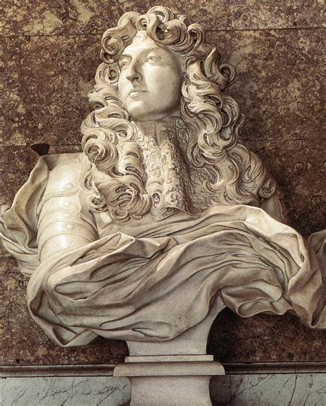 Bust of Louis XIV by Gian Lorenzo Bernini Facts & History