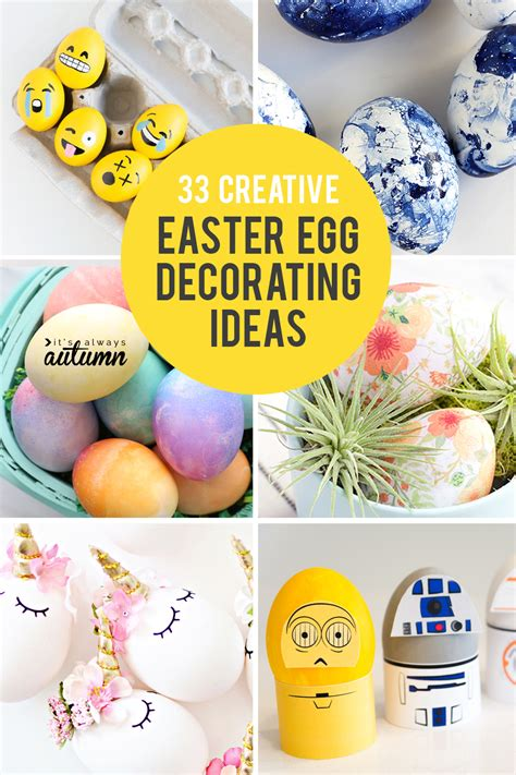 amazing egg decorating ideas  easter ditch  dye