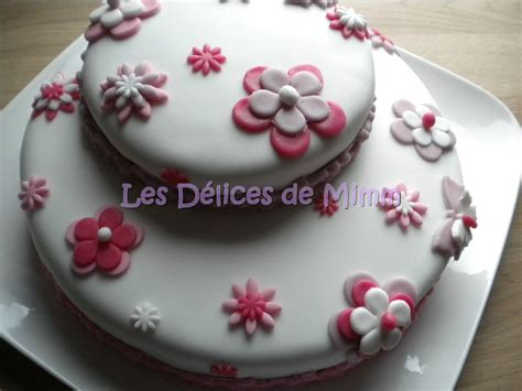 decor de gateau en pate a sucre recette gateau decoration pate a sucre