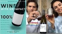Mila Kunis And Ashton Kutcher Make Wine To Save Lives ...