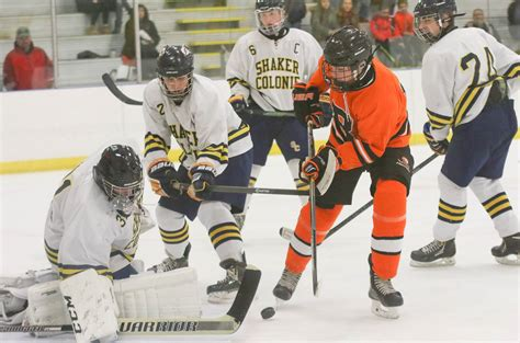 The vhsl first sponsored debate and also continues to sponsor state championships in several academic activities. Spotlight News - Capital District High School Hockey ...