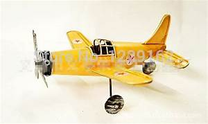 Free Shipping Antique Finishing Vintage Airplane Model