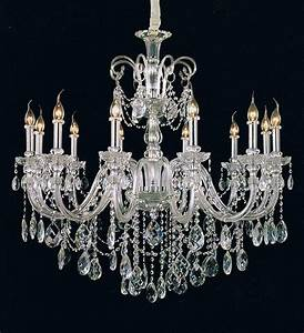 Classic crystal chandeliers home design