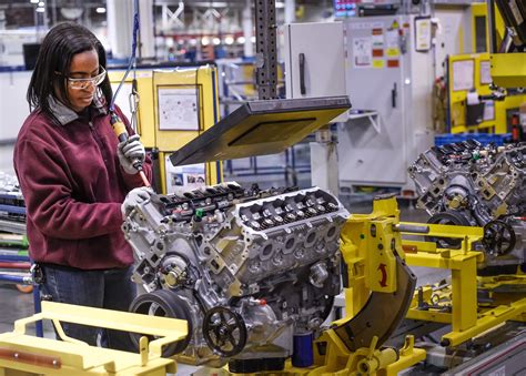 general motors spring hill plant gm authority
