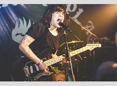 Screaming Females at Mohawk Place 43017 Buffablog