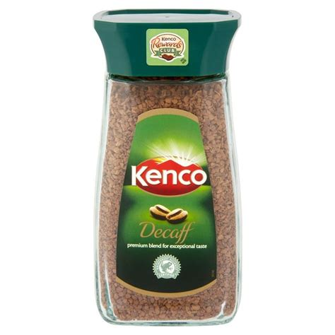 These instant coffees make a great cup of coffee fast. Kenco Decaffeinated Instant Coffee 200g - Caletoni - International Grocer