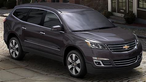 Used 2014 Chevrolet Traverse Review In Laconia, Nh