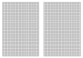 La feuille peut être utilisée pour écrire une lettre de. Feuille Quadrillée À Imprimer Pdf / Feuille de papier ...