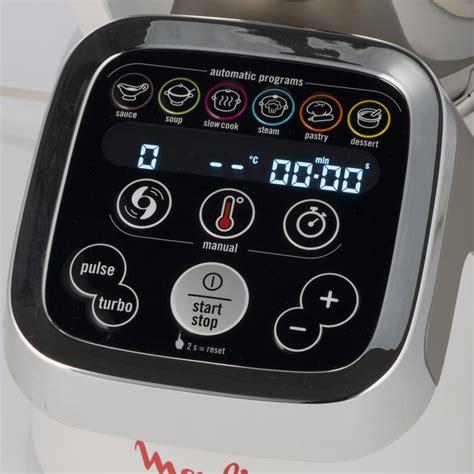 cuisine companion moulinex test moulinex cuisine companion hf800a10 ufc que choisir
