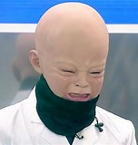 ガキ使 赤ちゃん マスク に対する画像結果