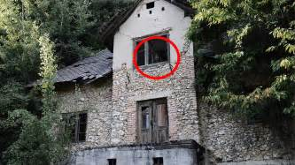exploring haunted house goes wrong paranormal activity youtube