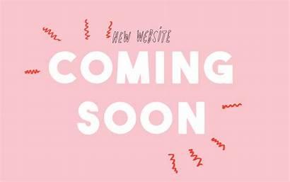 Soon Coming Website