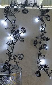 Guirlande Led Interieur : guirlande lumineuse int rieure led anawa ~ Preciouscoupons.com Idées de Décoration