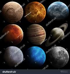 Solar System NASA Planets