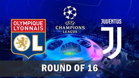 lyon  juventus uefa champions league