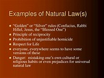 PPT - Natural Rights and Natural Law PowerPoint ...