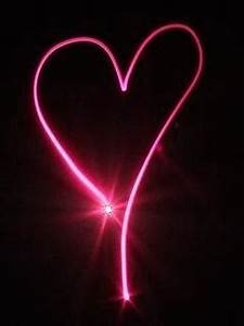 Neon Heart Wallpaper