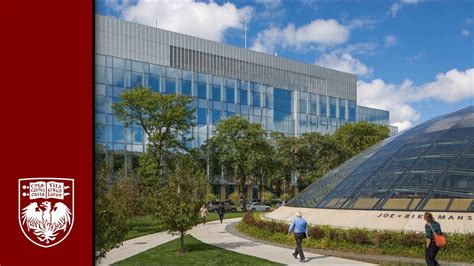eckhardt research center to foster precision science and engineering youtube
