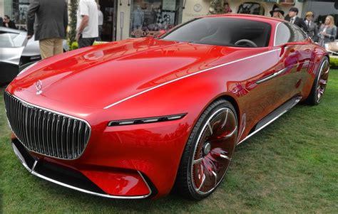 vision mercedes maybach  automotivecom
