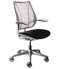 humanscale liberty task ergonomic chair