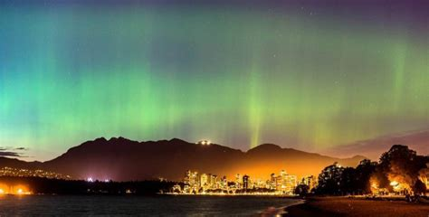 how often can you see the northern lights aurora guide how to spot the northern lights in vancouver