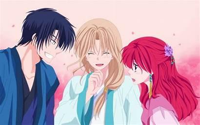 Yona Akatsuki Anime Hak Manga Dawn Son