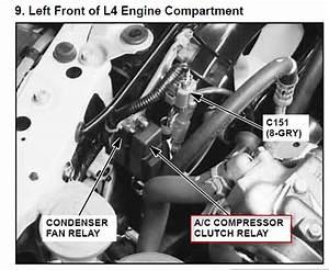 Condenser Fan  Compressor Clutch Fuse Keeps Blowing - Honda-tech