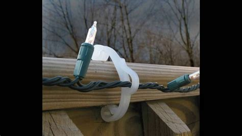 collection  outdoor lights hanging clips