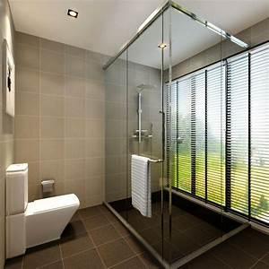 idee salle de bain douche italienne kirafes With salle de bain design avec roulette de douche