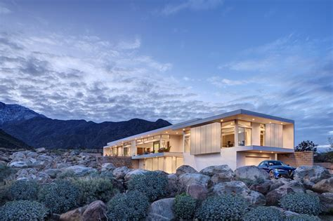 R Home Design Palm Desert : Desert Palisades Chino Canyon Modern Home In Palm Springs