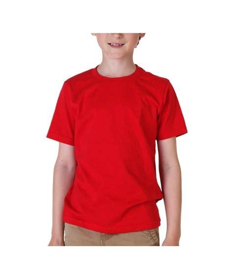 next level red boys t shirt