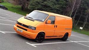 Vw Transporter T4 Soloar Orange  Totallyt4 Co Uk