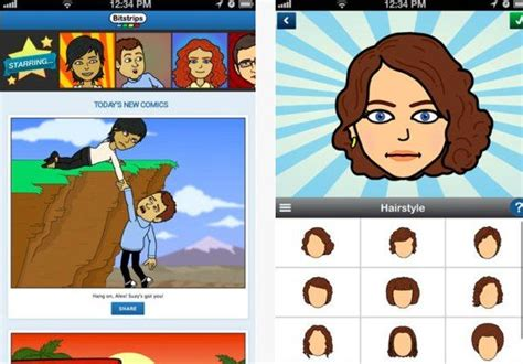 tip app template stripe bitstrips app for android iphone brings comic strip fun