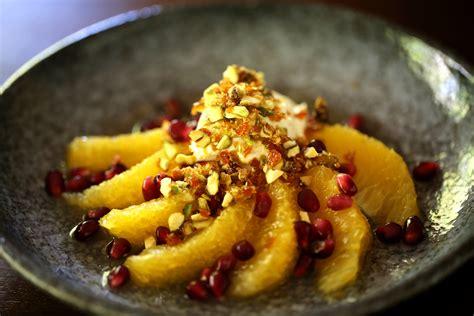 moroccan desserts moroccan orange dessert recipe dishmaps