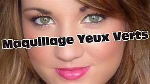 Maquillage Mariage Yeux Vert : maquillage yeux verts youtube ~ Nature-et-papiers.com Idées de Décoration