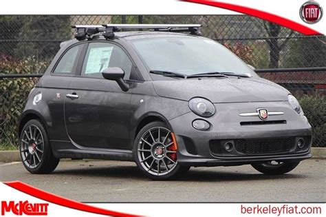 Fiat 500 Abarth Lease by New 2018 Fiat 500 Abarth Hatchback In Berkeley Jt425606