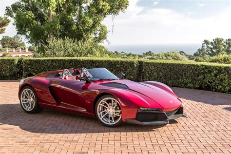 Beast Sports Car by Rezvani Launches Tamer More Affordable Beast Speedster
