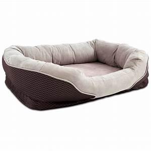 big dog beds orthopedic large breed dog beds bullybedscom With big doggie beds