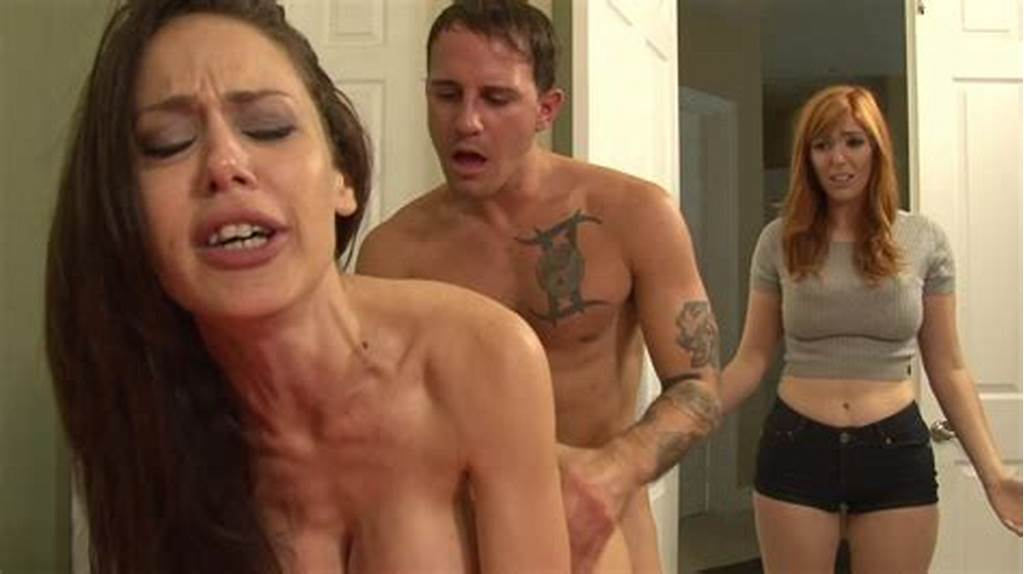 #Sexy #Wife #Catches #Her #Mom #Getting #Ass #Fucked #By #Her
